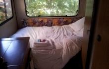 Camping-car - intérieur